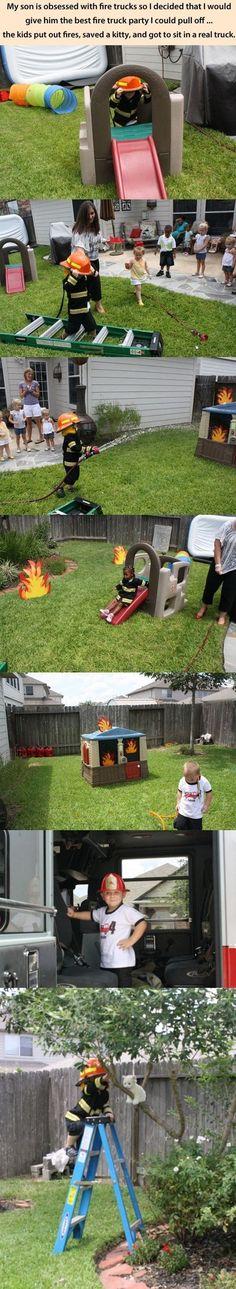 Fun PARTY IDEA for BOYS!