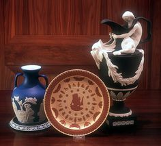 Selected Wedgwood pieces