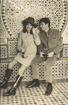Métier Suede Marrakech Inspiration Talitha Getty, Rei Kawakubo, Jack Kerouac, Yves Saint Laurent, Keith Richards, Mick Jagger, Keith Haring, Vanity Fair, Cultura Rave