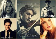 Still Life with Strings by L.H. Cosway  #DirtyGirlRomance