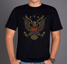 Camiseta Motor - Águia Americana