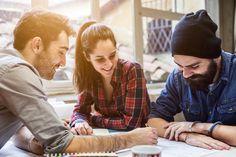 3人寄れば文殊の知恵。 少人数会議がイノベーションを産む理由