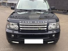 Land Rover Range Rover Sport I 2008 года, пробег 143 000 км, двигатель 3.6 AT (272 л.с.), цвет синий за 870 000 рублей.