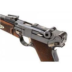 Buenos Aires Retailer mkd 1902 Luger Carbine