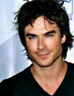 Ian Somerhalder.. those eyes! Ah