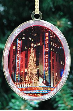 1000+ images about New York Christmas Ornaments on ...
