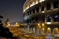 Underground Colosseum and Roman Forum See the Colosseum in a different light on this original nighttime walking tour. Skip the long lines at the entrance and explore the underground galleries. Take in views of the Roman Forum archaeological site from atop the Capitoline Hill as well.Enjoy a 2.5-hour walking tour of one of the most evocative places in Rome. Discover the Roman Forum by night and then head straight inside the Colosseum to see the symbol of eternal Rome by moonlig...