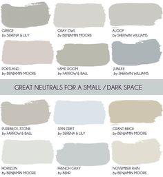 Neutral paint