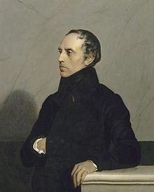 Francois Guizot, 1787 - 1874. (Fr.) historian.