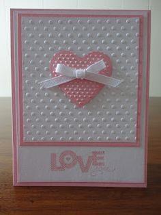 Indiana Inker: Love You Card