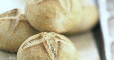 ΣΠΙΤΙΚΟ ΨΩΜΙ | Συνταγή για ψωμάκια αφράτα με βούτυρο Food And Drink, Bread, Brot, Baking, Breads, Buns