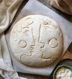 Sourdough Recipes, Sourdough Bread, Bread Recipes, Baking Recipes, Vegan Baking, Bread Baking, Bread Shop, Bread Art, Eclair