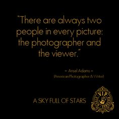 Inspiring qoute from the American photographer & writer Ansel Adams Ansel Adams, Qoutes, Writer, American, Movie Posters, Pictures, Inspiration, Quotes Inspirational, Quotations