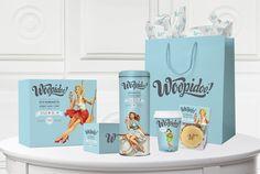 WOOPIDOO - проект брендингового агентства Repina Branding