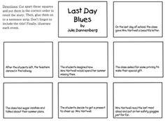 Last Day Blues!
