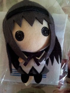 Madoka Magica Movie Plushies for sale by Leo-MoeMegane