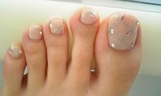 30 Amazing Cute Toe Nail Designs - Page 3 of 5 - Nail Designs For You