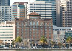 Harbor Court Hotel - a Kimpton Hotel (easy to get to Oakland)