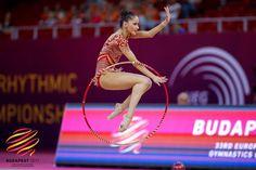 Neviana Vladinova (Bulgaria), European Championships (Budapest) 2017