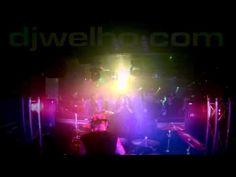 DJWELHO @ Cabaret Pori 50%drummer 50%dj 100%party