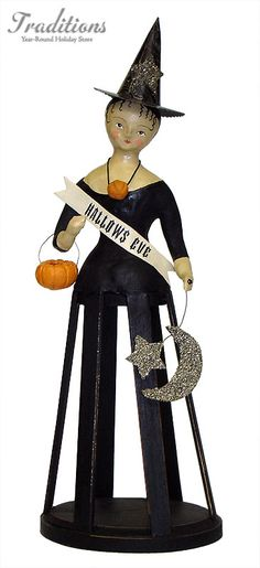 Nicole Sayre Mini Halloween Cage Doll