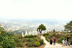 Khám phá núi Langbiang Đà Lạt - NOITOISEDEN.com Dolores Park, Travel, Viajes, Destinations, Traveling, Trips