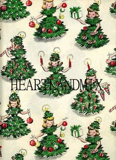 Vintage Original 1940s -50s Paper Ephemera Collection Expertly Hand Cut from Vintage Christmas Cards Crafts 10 Poinsettia Pieces
