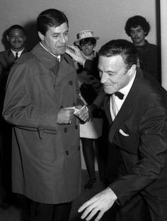 Jerry with Gene Kelly