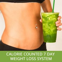 Join the lean green smoothie challenge