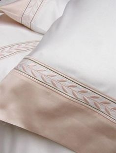 Luxury Bedding On A Budget Designer Bed Sheets, Luxury Bed Sheets, Luxury Bedding, Bed Linen Design, Bed Design, Kids Comforters, Embroidered Bedding, Cheap Bedding Sets, Linen Storage