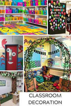 5 Amazing Classroom Decoration Ideas that engage and inspire.Let's examine some Classroom Decoration Ideas that actually make a difference, and are simple to implement in any style or physical space. Classroom Decor Themes, Classroom Door, Classroom Organization, Classroom Ideas, Classroom Management, Preschool Classroom, Preschool Learning, Learning Activities, Seating Chart Classroom