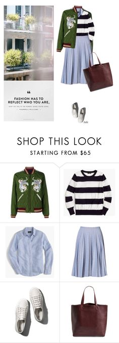 """""""Succulent"""" by ndilettante ❤ liked on Polyvore featuring Chloé, J.Crew, J.W. Anderson, Thomsen Paris, Abercrombie & Fitch, Madewell, simple, jcrew, bomberjacket and springfashion"""