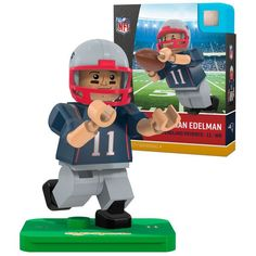 Julian Edelman New England Patriots OYO Sports Generation 5 Player Minifigure - $12.99