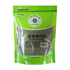 ROM AMERICA [ 16 oz ] Black Sesame Seed Powder Instant Breakfast Drinks 검정깨가루 >>> Want additional info? Click on the image.