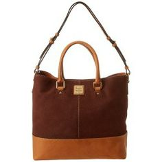 Sales Dooney and Bourke - Chelsea Shopper (Chestnut w/ Natural Trim) - Bags and Luggage online - Zappos is proud to offer the Dooney