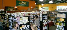 Welcome to Island Natural Your local Nanaimo source for natural groceries, supplements and more!