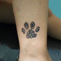 Tattoos Perfect For Any Animal-Lover - Tattoo Mania Wolf Tattoos, Elephant Tattoos, Feather Tattoos, Flower Tattoos, Horse Tattoos, Tribal Tattoos, Mini Tattoos, Trendy Tattoos, New Tattoos
