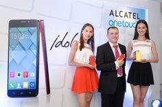 ALCATEL ONE TOUCH sube un peldaño más en el mundo de los Smartphones de gama alta y presenta ante los medios de comunicación y el mercado mundial en la ciudad de Hong Kong, República Popular de China, el nuevo modelo ONE TOUCH IDOL X. Ver más en: http://www.lapagina.com.sv/cultura/85935/2013/08/22/Alcatel-One-Touch-redefine-el-estandar-de-alta-gama-con-su-modelo-Idol-X