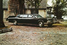 1967 Lincoln Continental Executive Limousine by aldenjewell, via Flickr