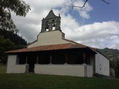 Iglesia Romanica San Vicente de Serrapio, Asturias
