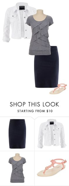 """""""Neutrals & Coral 