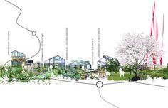Gallery - Europan 11 Proposal: Effets de Serres / CLIC Architecture - 5