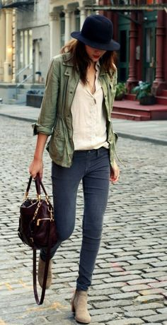 Casual street style  #fall # fashion #outfit