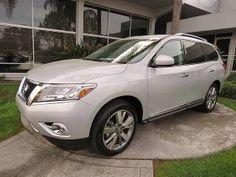 2013 Nissan Pathfinder SUV   San Jose