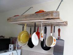 nabytok z paliet pouzity v kuchyni 1
