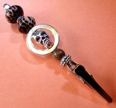 A great holiday gift for your buds! Mr Skull Janglez Roach Clip- MADE IN COLORADO - 420 IS HERE!