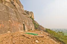 The Barabar Caves : The caves at Nagarjuna Hill