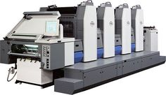 Great article summarizing the different common types of printing presses.