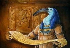 Toth, Tot, Tôt ou Thoth é o nome em grego de Djehuty (ou Zehuti), um deus pertencente ao panteão egípcio, deus da sabedoria um deus cordato, sábio, assistente e secretário-arquivista dos deuses.