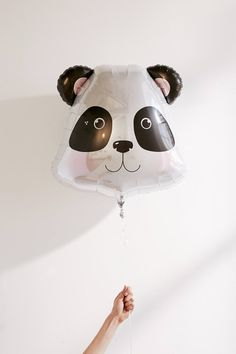 Slide View: 2: Panda Balloon